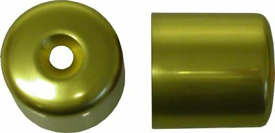 Bar End Weight Covers Gold VFR400R 90-92