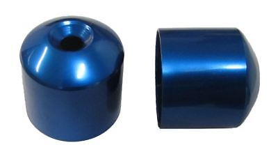Bar End Weight Covers Blue CBR400, RR