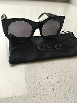 Raen Black Sunglasses Zoe Box Of Style Summer