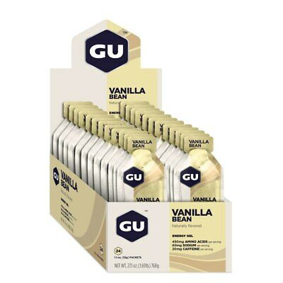 NEW Gu Energy Gel Box of 24 - 14 Flavours - Bulk Buy from Ezi Sports Store