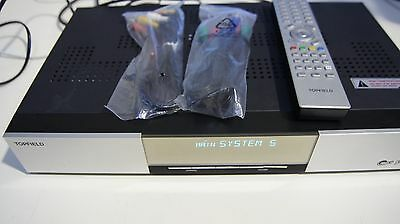 TOPFIELD TF7700HDPVR HD Digital Satellite Receiver 250GB DVB-S PVR DVR Recorder