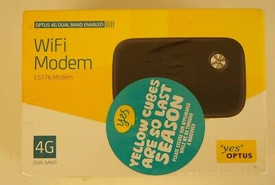 Optus E5776 Modem Router With Wi-Fi 4G LTE
