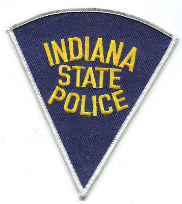 Indiana State Police Patch // FREE US SHIPPING!