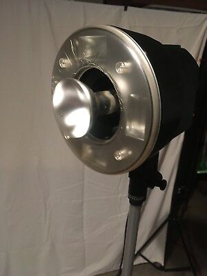 Photographers Light, Morris Photo AC Slave Specialist Modeling Lamp TESTED, 50w