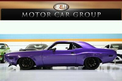 1970 Dodge Challenger  Pro-Touring!!  Street and track ready. LS motor