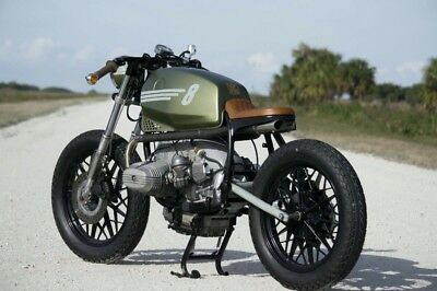 1984 BMW R-Series  Cafe Racer Motorcycle