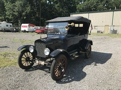 1923 Ford Model T  1923 model t touring car