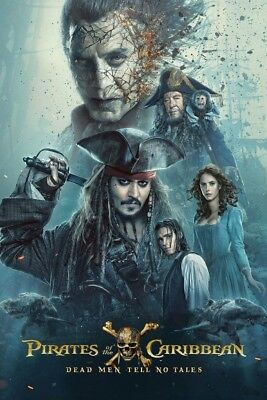 Pirates of the Carribean: Dead Men Tell No Tales DVD
