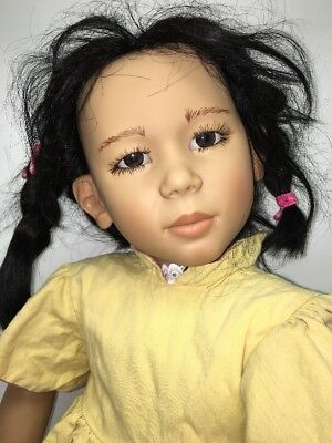 """30"""" Pre-owned Michiko Annette Himstedt, She Represents a Japanese Girl, No Box"""