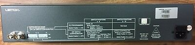 Leitch RCP 32x32p Router control Panel.