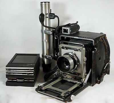 """Pacemaker Speed Graphic  Press Camera 3 1/4"""" x 4 1/4"""""""