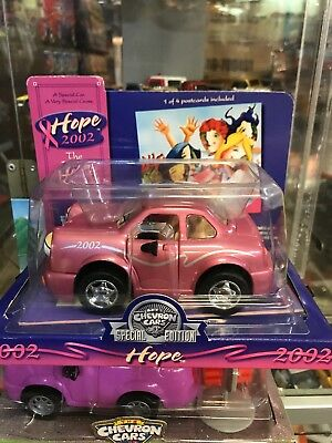 Chevron Cars 2002 Hope Special Edition The Breast Cancer Awareness Car