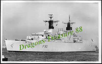 H.M.S. BRILLIANT (F90), Photo, Royal Navy Type 22 Frigate,1978 - 1996
