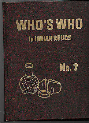 1988 1st Edition #7 Who's Who in Relics 371 Pages