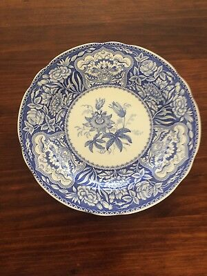 Spode Floral Plate
