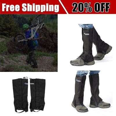 Bluefield Outdoor Waterproof Skiing Climbing Windproof Gaiters Leg Guard OK