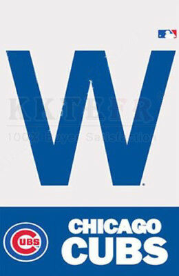 Large 150cm*90cm MLB Chicago Cubs 2016 World Series Champions flag3'x5' N Banner