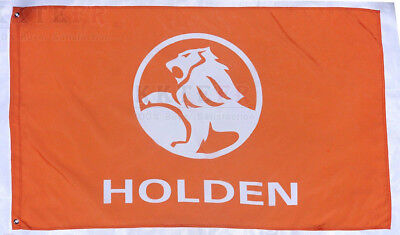 New Orange color Holden Flag 3X5 Holden Racing Banner Flags