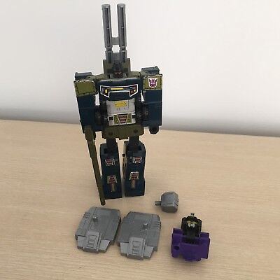 Transformers Onslaught G1 Vintage Toy