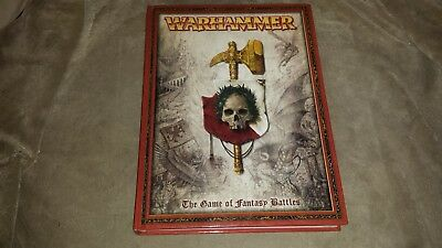 Warhammer The Game of Fantasy Battles - Hardcover - 2006
