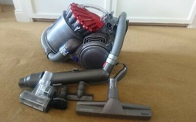 Dyson DC23 Turbine Plus Canister Vacuum Cleaner