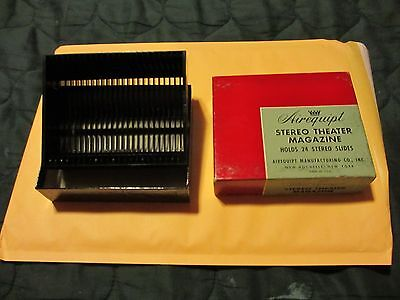 Airequipt Stereo slide tray for Airequipt Stereo Theater V in box.
