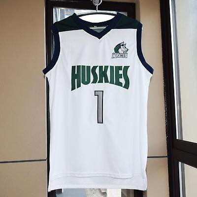 Lamelo Ball #1 Chino Hills Huskies High School Basketball Jersey White