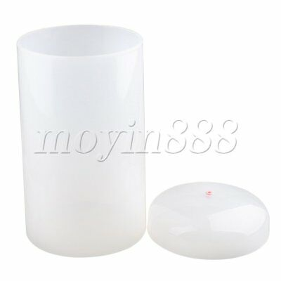 D15xH28cm Anti-Dust Seamless Translucent Positioning Winder Wire Cover