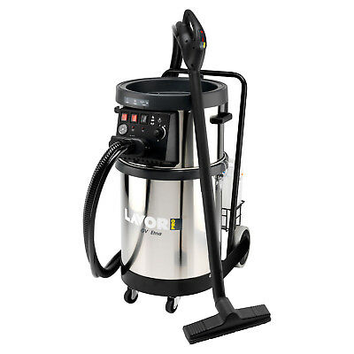 £18/WEEK on LEASE Lavor GV Etna 4.1 Vacuum Dry Steam Generator cleaner