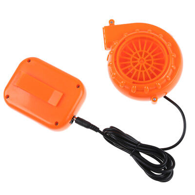 Mini Fan Blower for Mascot Head Inflatable Costume 6V Powered by Dry BatterU1K1