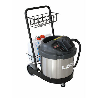 £17/WEEK on LEASE Lavor GV Katla Dry Steam Generator Cleaner Steamer