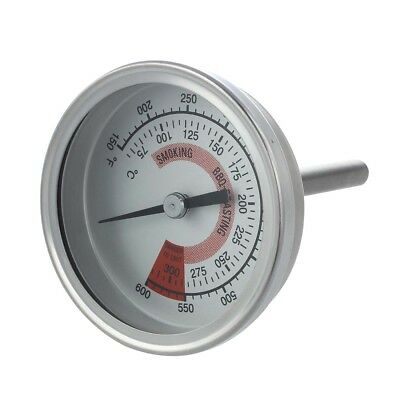 PF Barbecue BBQ Pit Smoker Grill Thermometer Gauge 300