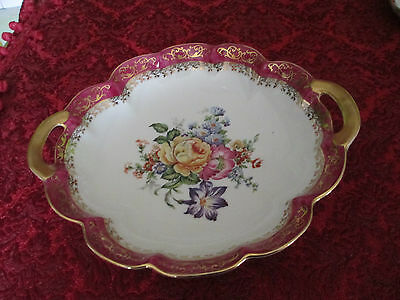 Coupe A Fruits Haviland Limoges