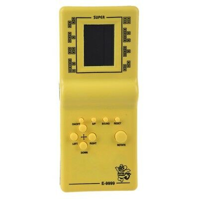 PF Tetris Game Hand Held LCD Electronic Game Toys Games Gift