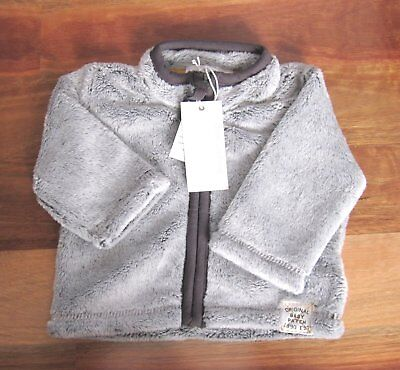 RRP: $36.99 New Baby Boys Size 000 (0-3 months) Soft Grey Jacket: PUMPKIN PATCH
