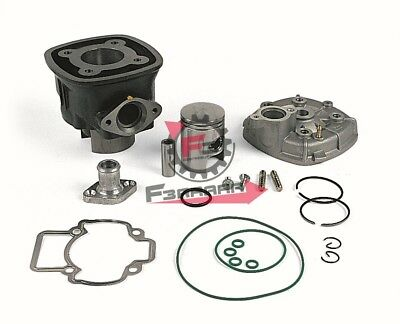 159.Kt00112 Kit Cilindro Piaggio D.40 H2O C/Test