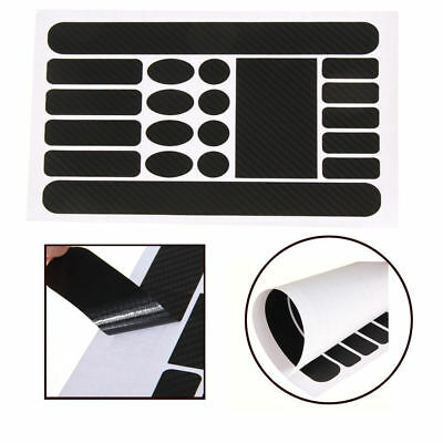 MTB Bike Bicycle Chainstay Frame Scratch Protector Kit Protective Sticker Paster