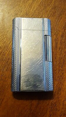 """Vintage Zippo New Boy Pipe Lighter Japan 2 3/8"""" tall by 1 1/4"""" wide works great"""