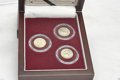 Stalin's Death Sentence Coins - Collection of 3 Coins Kopek's