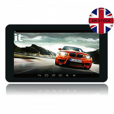 "DEMO it® 10.1"" TABLET PC ANDROID FAST QUAD CORE 1GB RAM 16GB HDD - BLACK"