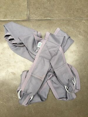 NCT CABOO carrier Ring Sling Grey