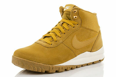 presenting wholesale outlet new high NIKE HOODLAND SUEDE Herrenschuhe Winterschuhe Sneaker Beige ...