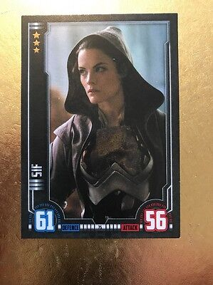 Hero Attax 2016-Marvel Cinematic Universe #75 Sif