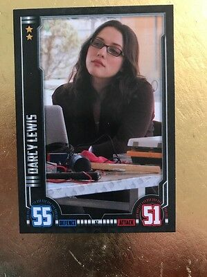 Hero Attax 2016-Marvel Cinematic Universe #67 Darcy Lewis