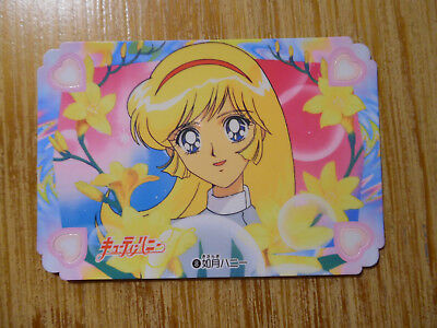 Cutie Honey Trading Card Sammelkarte