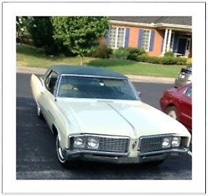 1968 Buick Electra  1968 BUICK ELECTRA 225