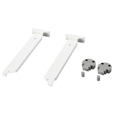 UTRUSTA Fitting for mounting drawer on door 30×6×3 cm-IKEA-Brand New