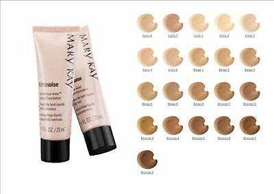mary kay time wise matte-wear liquid foundation CHEAP ALL SHADES