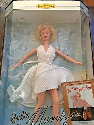 Marilyn The Seven Year Itch 1997 Barbie Doll