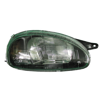 Vauxhall Corsa B 93-00 Smoked Headlights